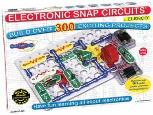 snap circuits parent child interaction idea