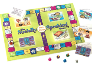 socially speaking board game