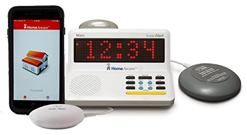 Home Aware signaler system and phone with app
