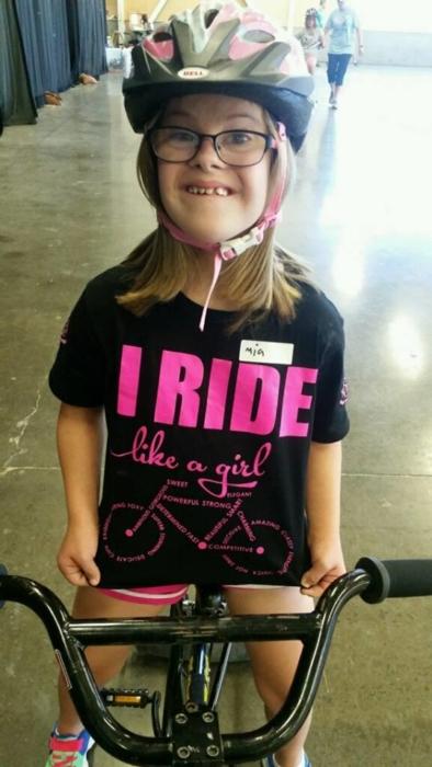 i can bike rider