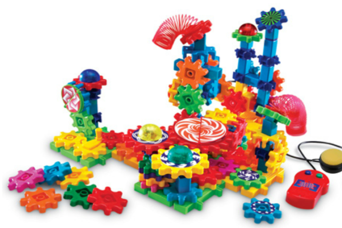 gears adaptive toy