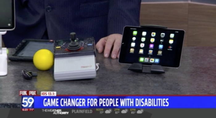 Fox 59 - New iOS 13 Accessibility Features