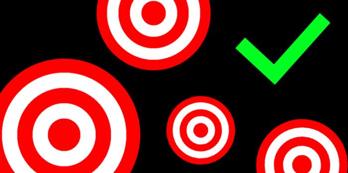 GazePlay target game
