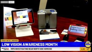 WISH TV - AT Awareness Month Interview