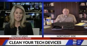 Fox 59 - Cleaning your Tech Devices