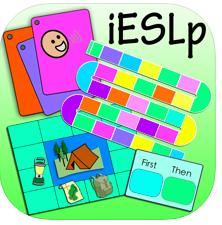 iESLp App Store Logo