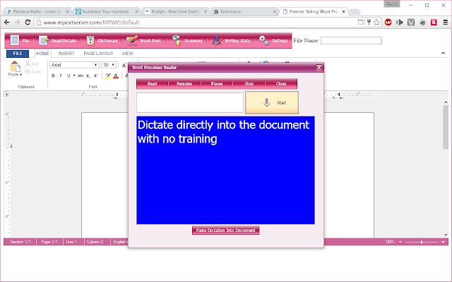 premier chrome toolbar image