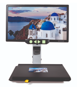 videomatic video magnifier from reinecker