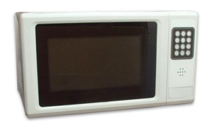 MaxiAids talking microwave oven