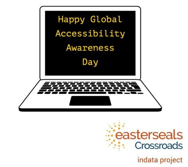 global accessibility awareness day indata project