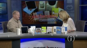 Inside Indiana Business - IoT Creating Opportunities for People with Disabilities Interview