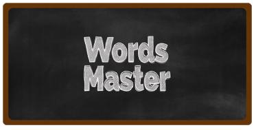 words master app logo