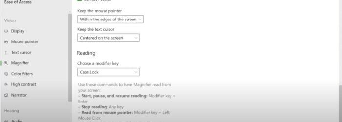 screen shot of tech tip video