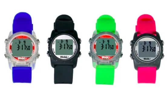 WobL+ Watch examples