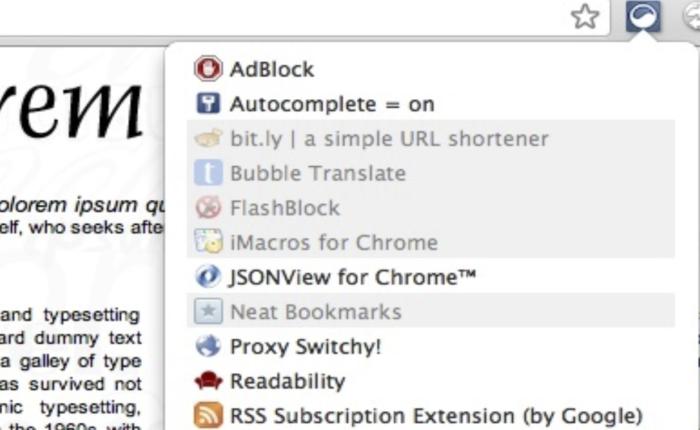 Extensity App image