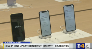 CBS4 INDY - iPhone Accessibility Updates