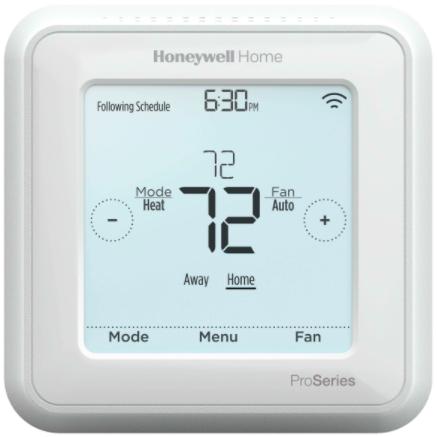 t6 pro z-wave smart thermostat