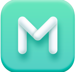 moodnotes mood tracking app logo