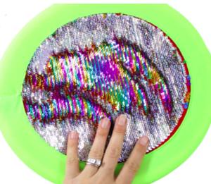 flying disc fidget