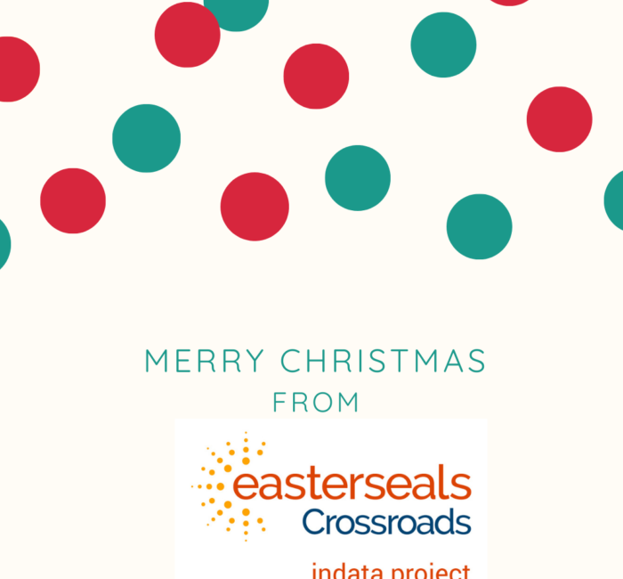 Merry Christmas with ESC logo