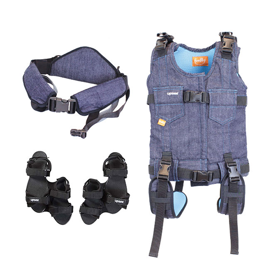 Upsee mobility harness