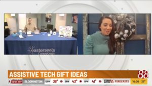 WISH TV Holiday Gift video
