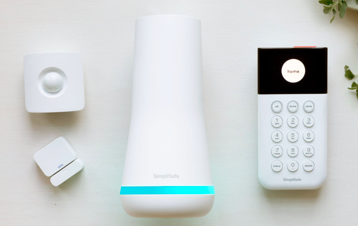 simplisafe security system essentials