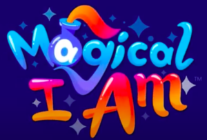 Magical I Am reading game for dyslexia