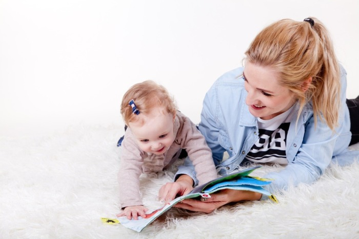 Daily reading helps with Global Developmental Delay