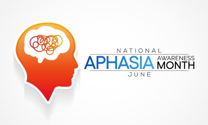 June is National Aphasia Awareness Month