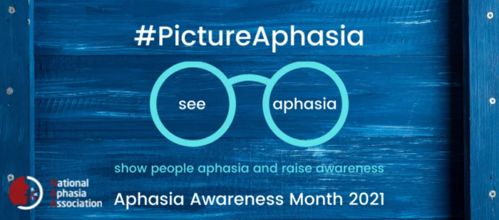 The Picture Aphasia awareness campaign