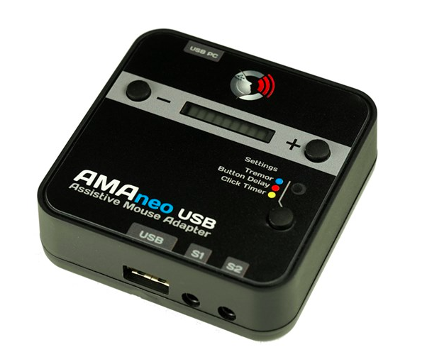 anti-tremor mouse adapter USB
