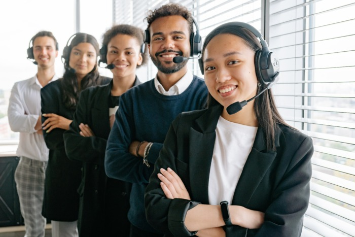 Remote Support Specialists