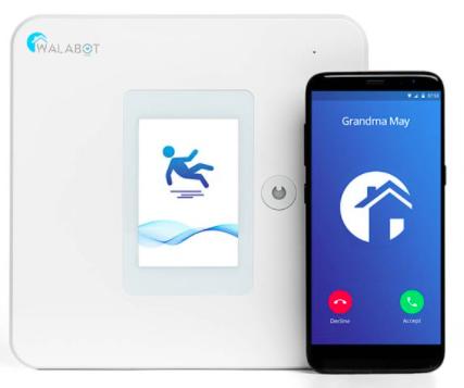 walabot home fall detector alert system