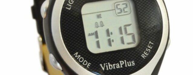 e-pill cadex vibraplus 8 alarm watch