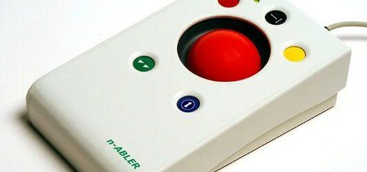 n-abler trackball mouse alternative